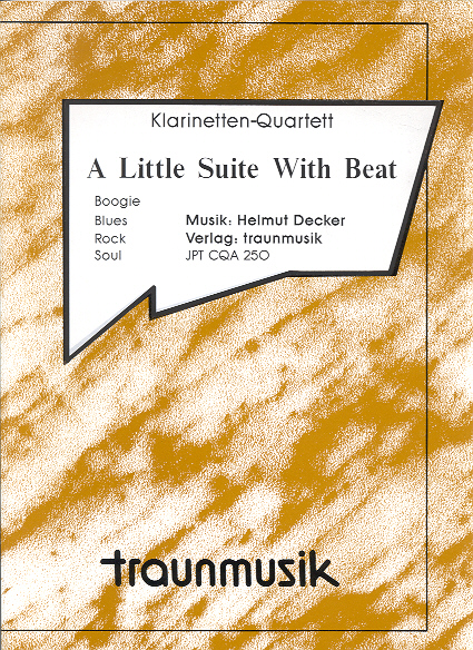 A Little Suite With Beat / H. Decker